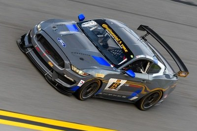 Ford Could Give Us a Mustang GT3 Instead of an LMDh Prototype