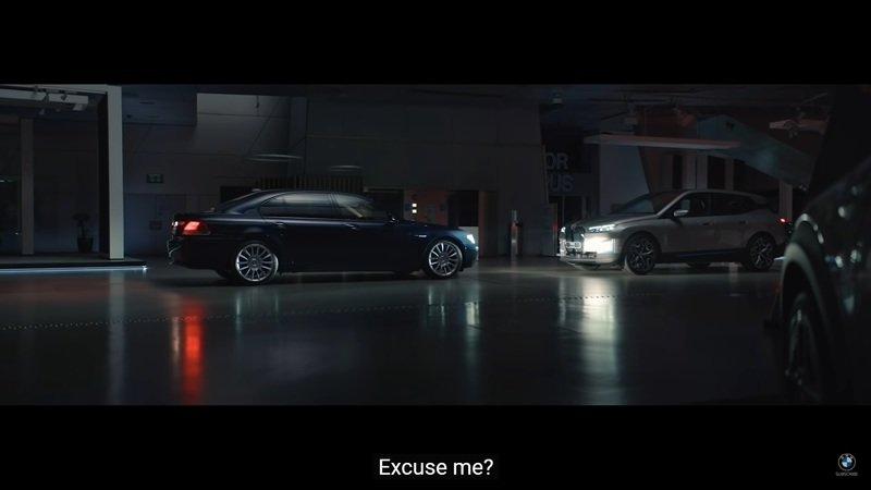 "Have a Few Laughs At BMW's Expense in ""A Story of Generations"""