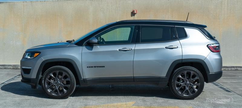 2020 Jeep Compass - Driven