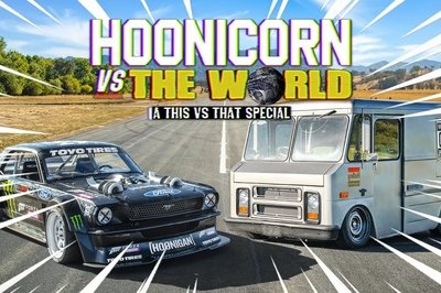 Ken Block's Hoonicorn Finally Gets Beat, But Not How You'd Expect