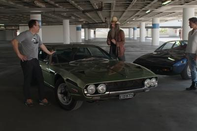 Let Magnus Walker Teach You About the Lamborghini Espada and Ferrari 308 GT4