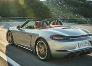 2021 Porsche Boxster 25 Years - image 964106