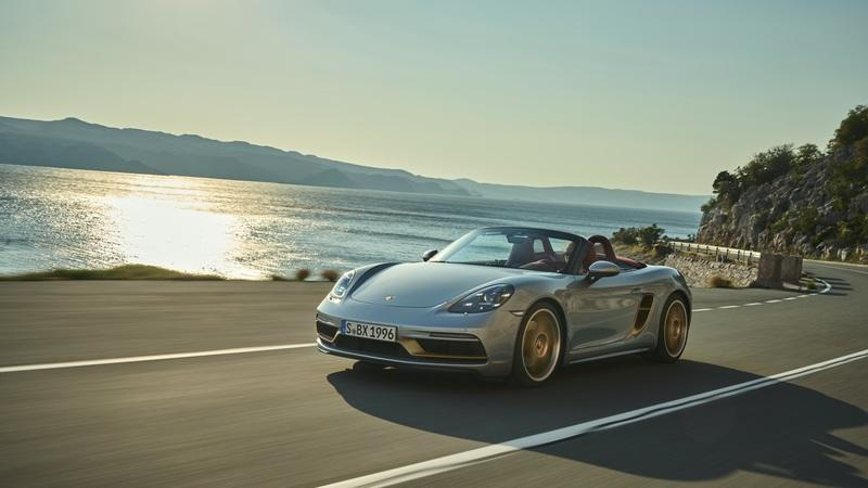 2021 Porsche Boxster 25 Years Exterior Wallpaper quality - image 964108