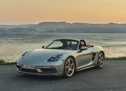 2021 Porsche Boxster 25 Years - image 964109