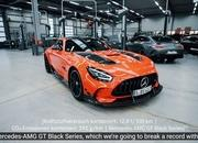 See How Mercedes Set A New Nurburgring Record With The AMG GT Black Series - image 962816