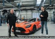 See How Mercedes Set A New Nurburgring Record With The AMG GT Black Series - image 962815