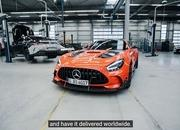 See How Mercedes Set A New Nurburgring Record With The AMG GT Black Series - image 962817