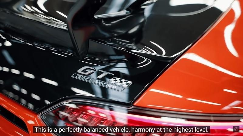 See How Mercedes Set A New Nurburgring Record With The AMG GT Black Series - image 962818