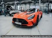 See How Mercedes Set A New Nurburgring Record With The AMG GT Black Series - image 962819