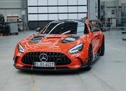 See How Mercedes Set A New Nurburgring Record With The AMG GT Black Series - image 962820