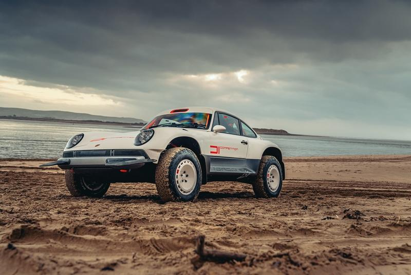 Singer ACS - The 964-Gen Porsche 911 Safari Of Your Dreams Wallpaper quality Exterior High Resolution - image 962138