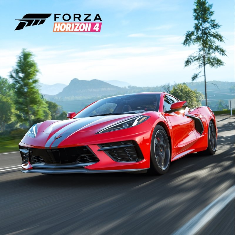 The Chevy C8 Corvette Is Coming To Forza Horizon 4!!! - image 963936