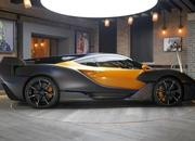 The First In-Depth Look At The McLaren Sabre Will Rub You In All The Right Ways - image 963694
