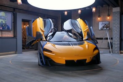 The First In-Depth Look At The McLaren Sabre Will Rub You In All The Right Ways