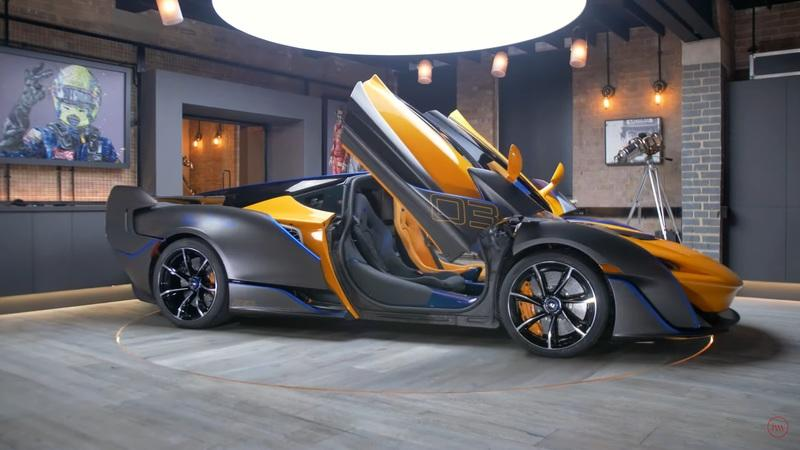 The First In-Depth Look At The McLaren Sabre Will Rub You In All The Right Ways - image 963687