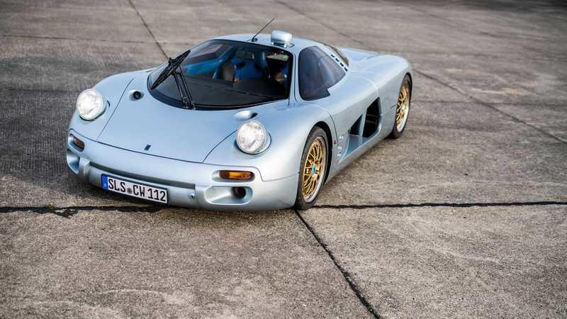 The Irreplaceable Isdera Commendatore 112i Is A Supercar With Porsche Headlights And Pagani Zonda Heart