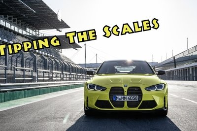 The New Manual M4 Is Heavier, And We Blame That Ungodly Grille