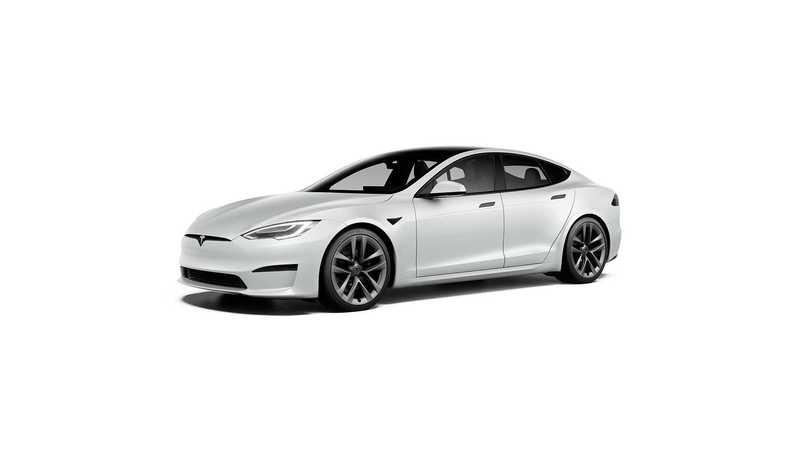 The Refreshed 2021 Tesla Model S Is One Step Closer to Spaceship Status Exterior - image 967644
