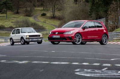 The Volkswagen Golf GTI Wasn't The First Hot Hatchback By A Long Shot