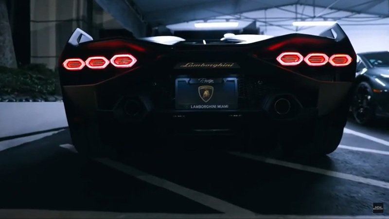 This Is, By Far, The Coolest Lamborghini Sian Video Ever Made - image 965324