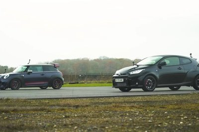 Toyota GR Yaris Meets Its Match in the Mini John Cooper Works GP