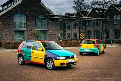 Volkswagen Brings Back Classic Color(s) to Raise 2021's Spirits