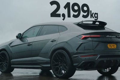 Watch The Audi RS 6 Avant Take On The Lamborghini Urus In a Drag Race