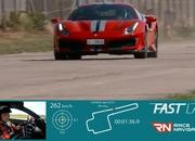 You Probably Won't Understand This Ferrari 488 Pista Video, But You'll Love It - image 965203