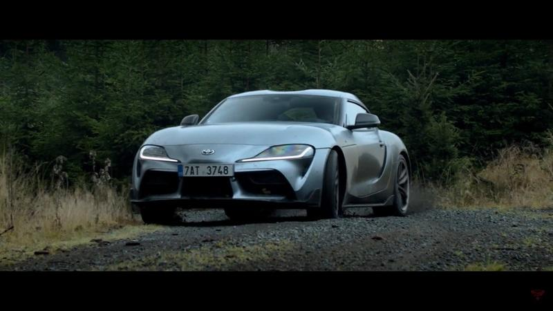 You've Never Seen The 2021 Toyota Supra Look This Good - Video