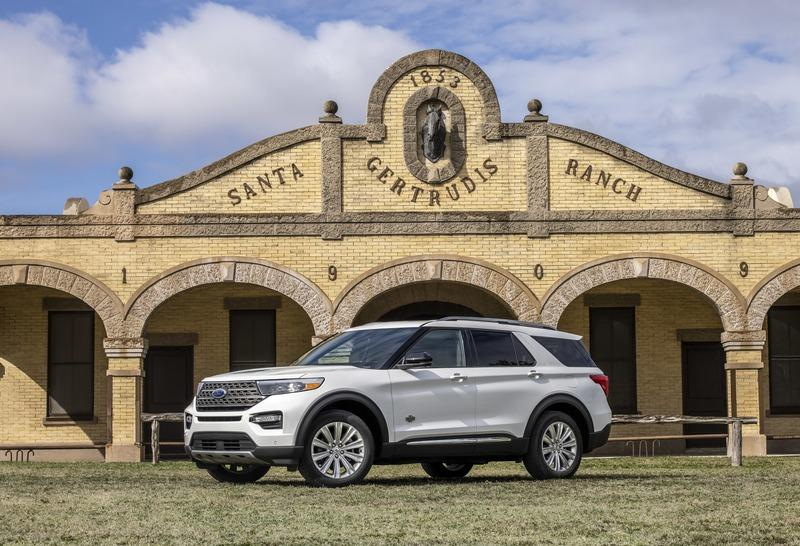 2021 Ford Explorer King Ranch Edition - image 973285