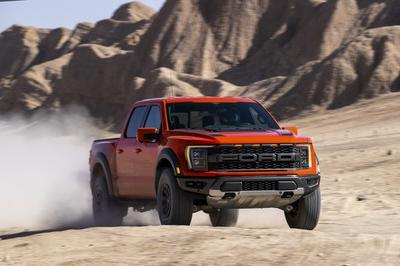 Everything We Know About The Ford F-150 Raptor R V-8