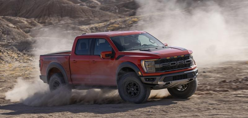Ford Actually Had to Modify Its Production Lines to Handle The F-150 Raptors 37-Inch Tires Exterior Wallpaper quality - image 968767