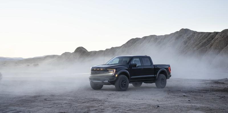Ford Debuts The 2021 F-150 Raptor With An Upgraded Suspension System And New Tech Features Exterior - image 968760