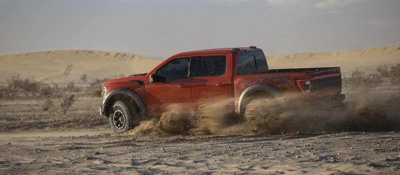 2021 Ford F-150 Raptor Exterior Wallpaper quality - image 968763