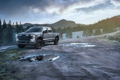 2021 Ford Super Duty By Roush Performance