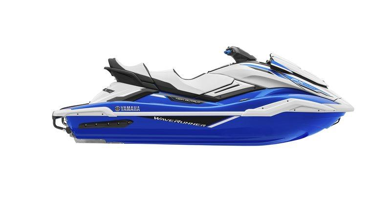 2021 Yamaha FX Cruiser HO High Resolution - image 968812