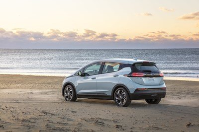 Quick Facts About the 2022 Chevy Bolt EV and EUV