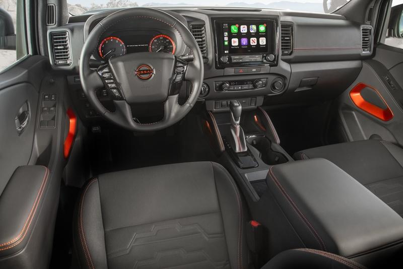 The 2022 Nissan Pathfinder and Frontier Are Here - This Is What You Need to Know Interior - image 969117
