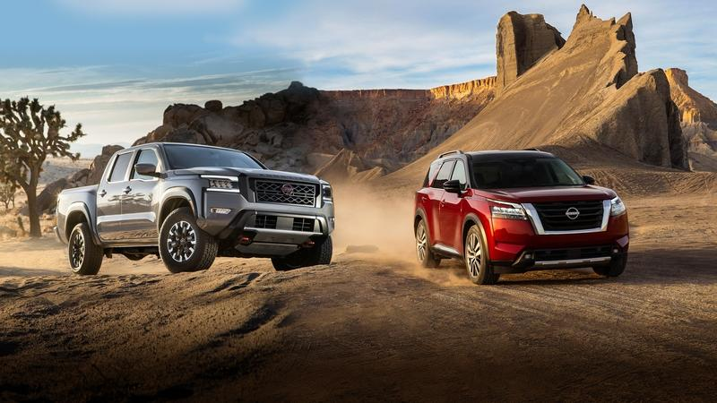 The 2022 Nissan Pathfinder and Frontier Are Here - This Is What You Need to Know