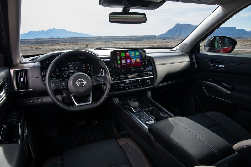 The 2022 Nissan Pathfinder and Frontier Are Here - This Is What You Need to Know Interior - image 969062