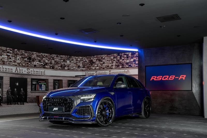 2021 Audi RS Q8-R by ABT