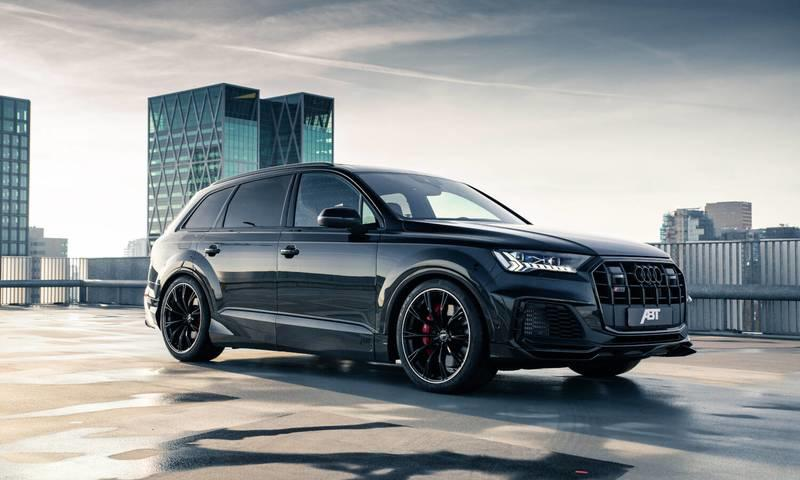 2021 Audi SQ7 TFSI by ABT