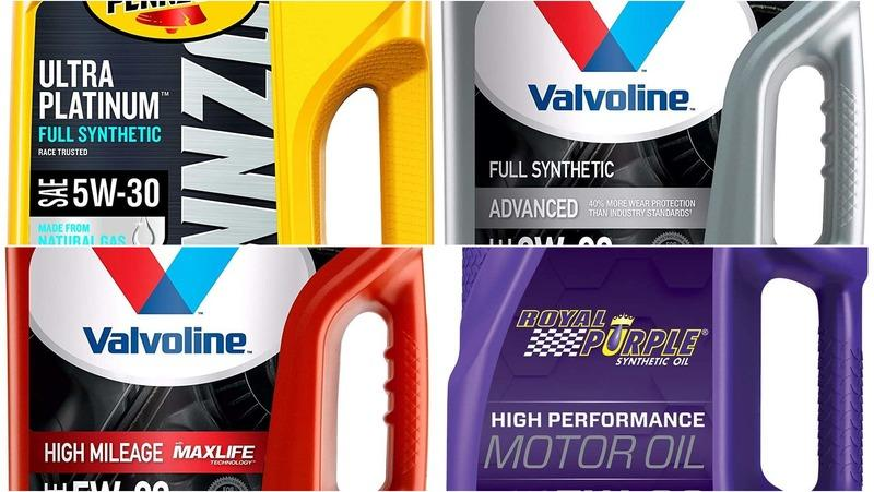 Best Synthetic Oil 2021