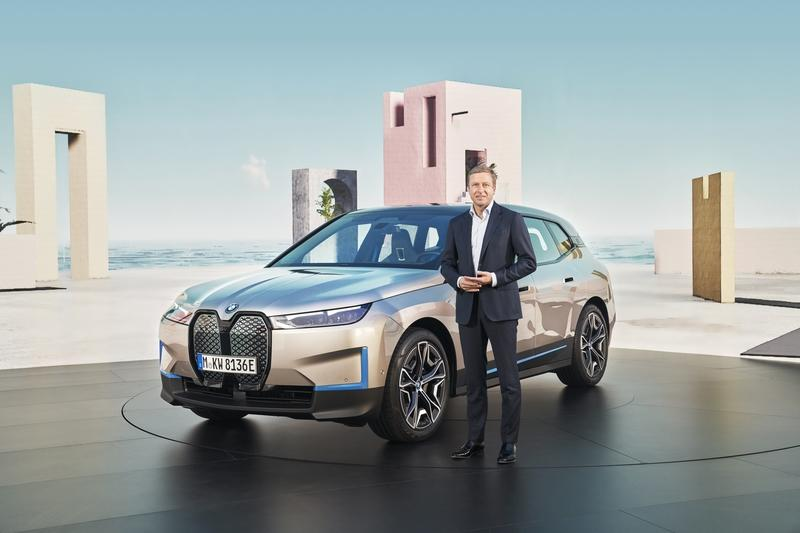 BMW CEO Casts Shade All Over Elon Musk and Tesla