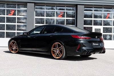 2021 BMW M8 Gran Coupe by G-Power