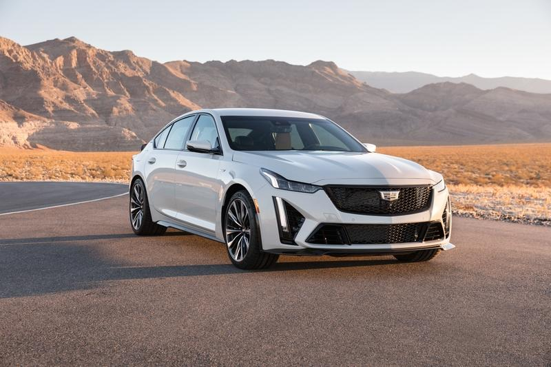 The Cadillac CT5-V Blackwing Might Be Expensive, But Its Engine Will Be Hand-Built AMG Style