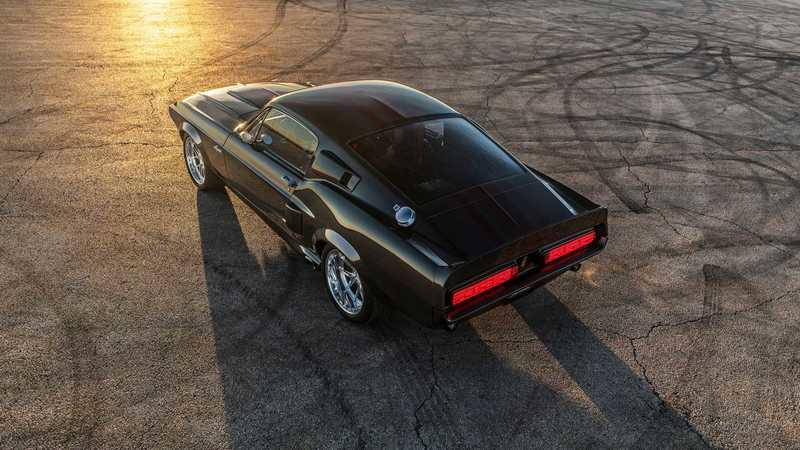 2021 Ford Mustang GT500CR by Classic Recreations Exterior - image 969247