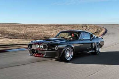 2021 Ford Mustang GT500CR by Classic Recreations