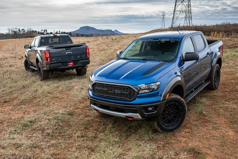 2021 Ford Ranger By Roush Performance