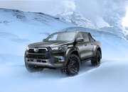 Is The Toyota Hilux AT35 a True European Competitor for the Ford Ranger Raptor? - image 969269